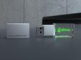 3D krystal USB flash disk - thumbnail - 3