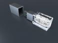 3D krystal USB flash disk - 16