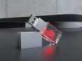 3D krystal USB flash disk - 22